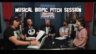 [MUSICAL BIOPIC PITCH SESSION (w/Andy Cobb & Maribeth Monroe)] Video