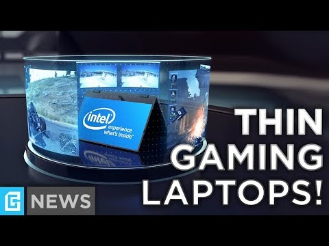 AMD & Intel's Mobile Chip Performance Leaks - Ultra Thin Gaming Laptops!