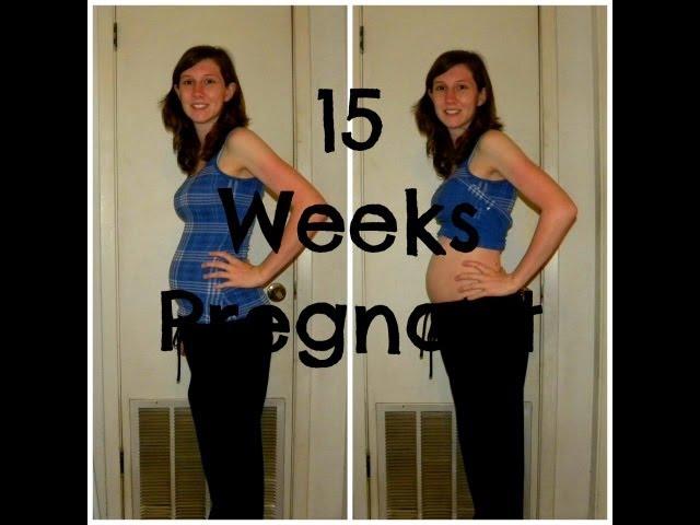 Pregnancy Week 15 Vlog Baby #1