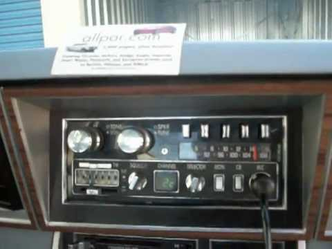 CB Radio Request