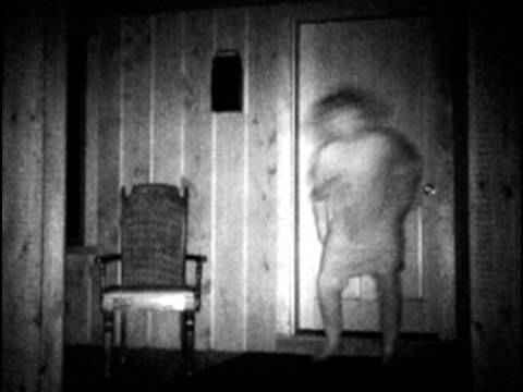 Ghost Sighting Of Old Woman In Haunted House, Ghost Sightings