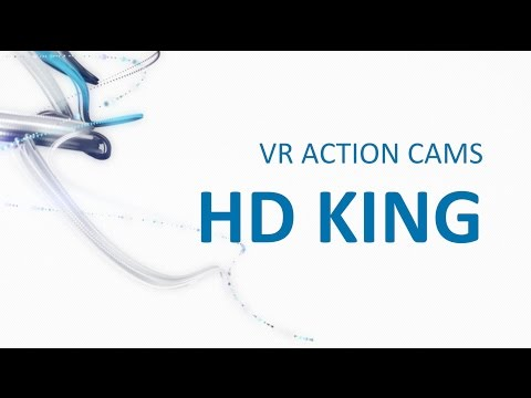 VR Action Cams from HD King