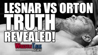 Brock Lesnar Vs Randy Orton Truth Revealed! Was Miz Promo A Shoot?! | WrestleTalk News