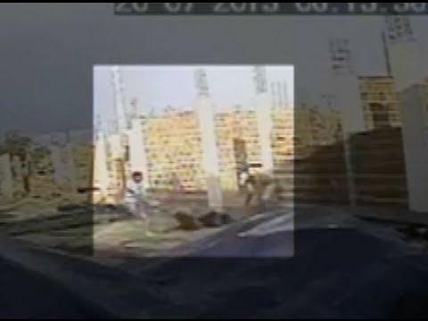 Imagens de homem sendo morto a tijoladas são divulgadas