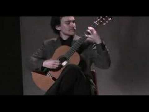 Classical Guitar Recital Part 1