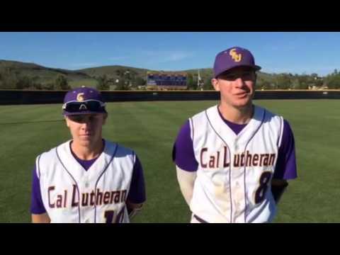 Baseball Post Game - Mar. 25, 2016