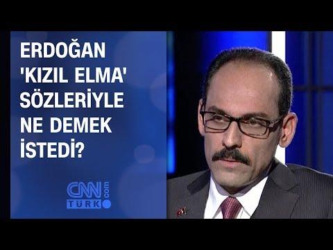 Cumhurbaşkanı Erdoğan 'Kızıl Elma' sözleriyle ne demek istedi?