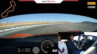 Dream Racing - McLaren - Las Vegas speedway 11-8-18