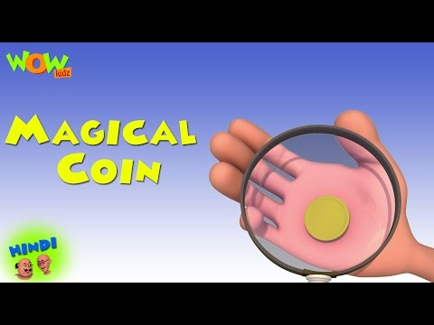Magical Coin - Motu Patlu in Hindi WITH ENGLISH, SPANISH & FRENCH SUBTITLES thumbnail