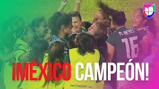 ¡MÉXICO CAMPEÓN! Venció 4-2 en PENALES a Estados Unidos | CONCACAF sub-20