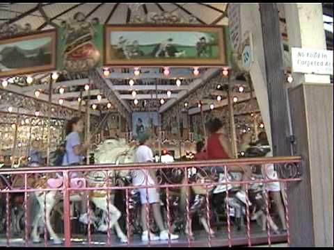 knoebels carousel