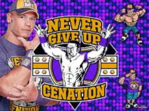 John Cena New Theme Song 2012 Lyrics Drake
