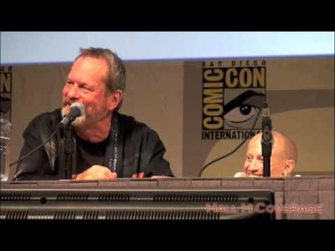 Comic Con 2009: Part 4 - Terry Gilliam's The Imaginarium of Doctor Parnassus
