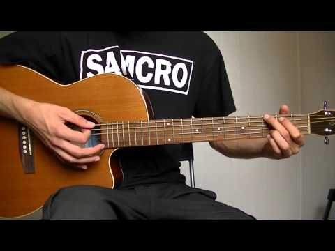 Cours De Guitare : Wish You Were Here 1/2 (Pink Floyd)