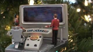Star Trek Hallmark Christmas Ornaments Part 2