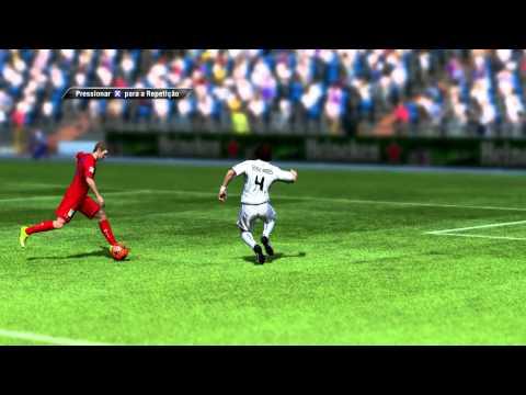 Penalty Fail no Fifa 11