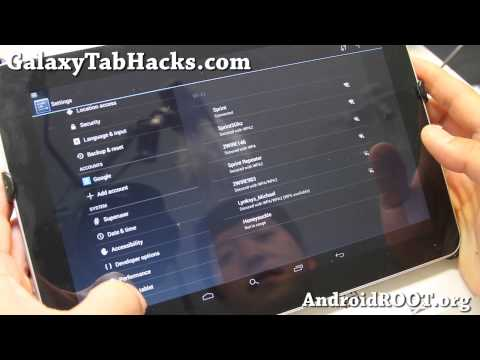 CM10.1 ROM for Galaxy Tab 10.1 and Tab 2! [Android 4.2.2]