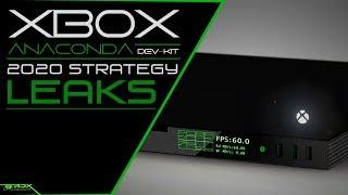 Xbox 2 2020 Leaks & Strategy | Xbox Anaconda, Xbox Scarlett, Xbox Games & More With Brad Sams :RDX