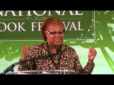 Sharon Flake: 2012 National Book Festival