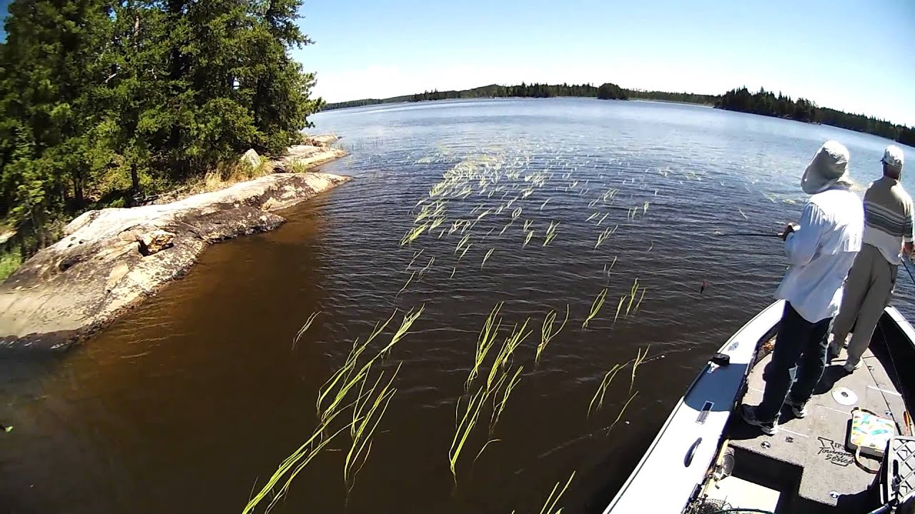 Muskie fishing canada youtube for Canadian fishing license bc