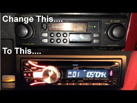 How-To Install a Stereo in a 1973-1987 Chevy Truck, Crew Cab, Blazer, or Suburba