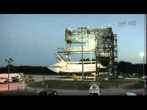 Part 1 - NASA Shuttle Carrier Aircraft 905 Arrival At Kennedy Space Center For Endeavour Departure