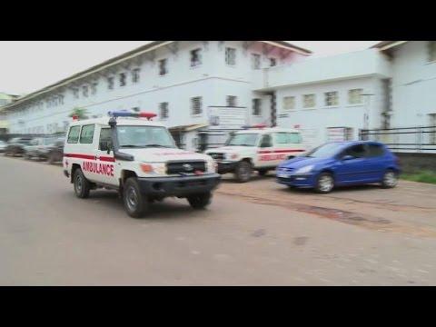 Ebola-hit Sierra Leone's Freetown a city on edge