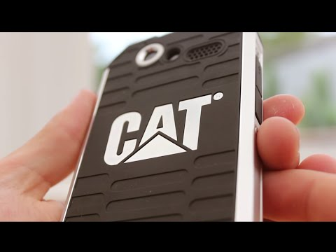 CAT B15Q Tough Smartphone Review