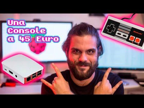 Una console a 45 Euro? Meglio del NES Classic Edition? HOWTO in 4 minuti