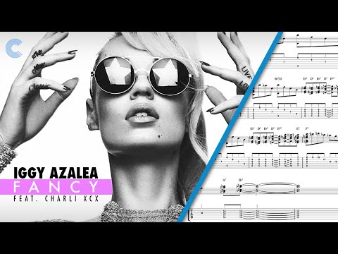 Trumpet - Fancy - Iggy Azalea ft. Charlie XCX - Sheet Music, Chords, & Vocals