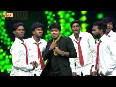 Jodi | ஜோடி - Sandy's Special Performance