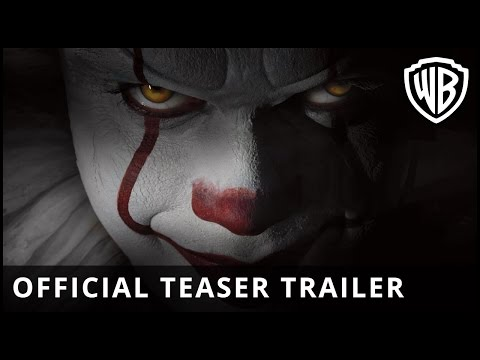 IT -  Teaser Trailer - Warner Bros UK
