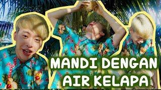 Download Lagu MANDI DENGAN AIR KELAPA!!ㅣYOHONEY COWOK KOREA Gratis STAFABAND