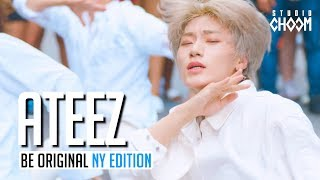 [BE ORIGINAL] ATEEZ(에이티즈) 'AURORA' in NEW YORK (4K UHD)