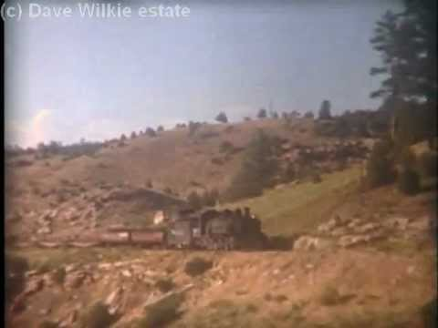 DRGW steam narrow gauge - Durango - Chama (c).mp4
