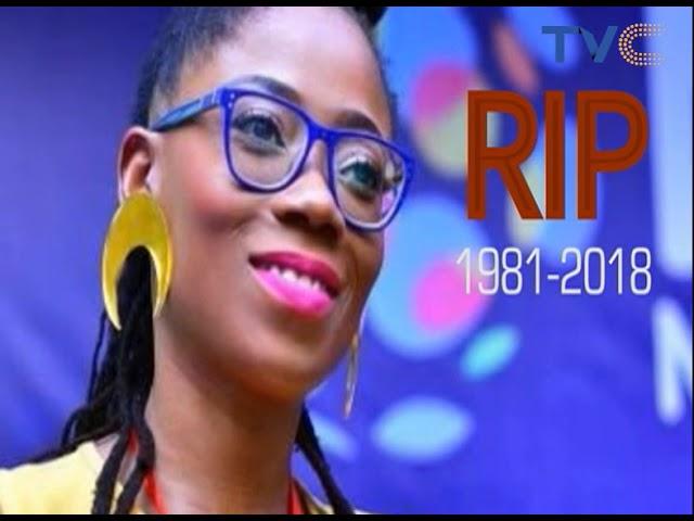 Rest In Peace Tosyn Bucknor  Entertainment Splash