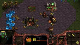 StarCraft Remastered - ZERG Gameplay