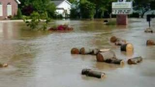 Terre Haute Flood of 2008