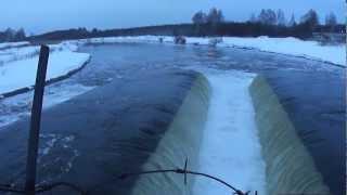 отчет о рыбалке на канале в среднеуральске
