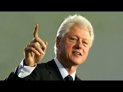 Bill Clinton Blames Millenials For Anger Over The Economy