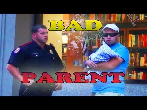 Bad Parenting Prank - Smoking Baby