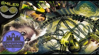 The Troubled History of The Smiler  | Expedition Alton Towers