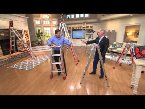 Download Little Giant 24 In 1 17 Ladder With Work