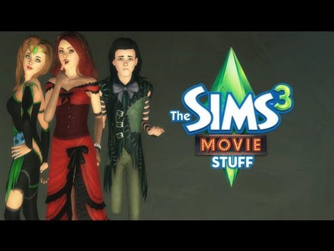 The Sims 3 Movie Stuff: Overview/Review