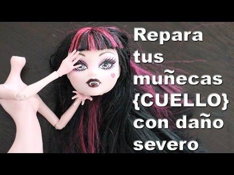 Reparar la [CABEZA y CUELLO] de tus muñecas daño