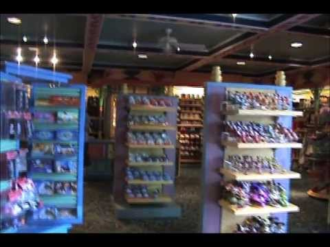 Calypso Trading Post Store Disney's Caribbean Beach Resort