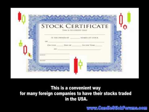 american depository receipt global depository receipts On stock exchanges throughout the world, we provide extensive access to depositary receipts (drs) we are ranked #1 among depositary institutions in capital raising, trading volumes and.