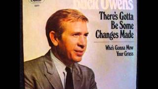 Watch Buck Owens Whos Gonna Mow Your Grass video