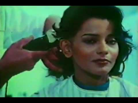Thumbnail of video Off screen head shave (Persis khambata)