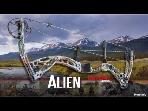 2013 Bow Review: Martin Archery's Alien
